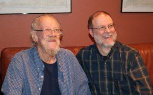 Monte Edwardson and Dean Phelps