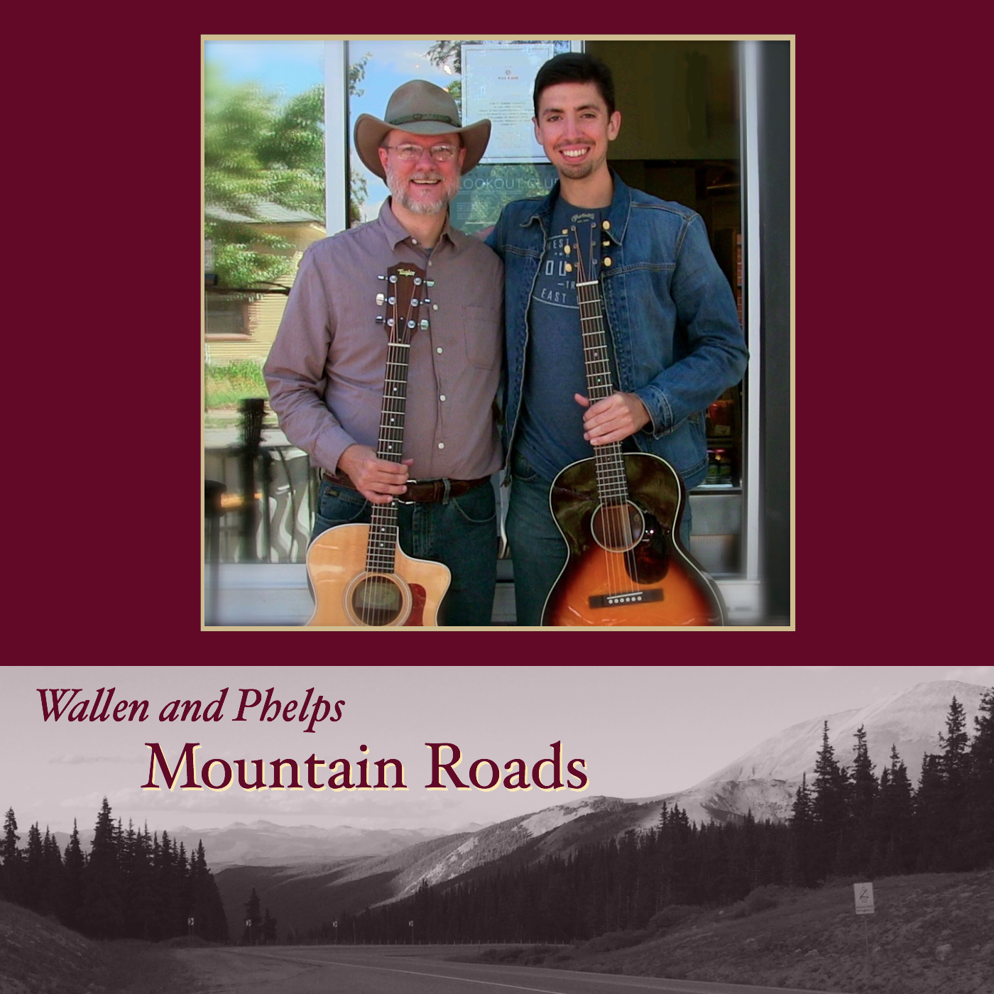 Mountain Roads (CD)