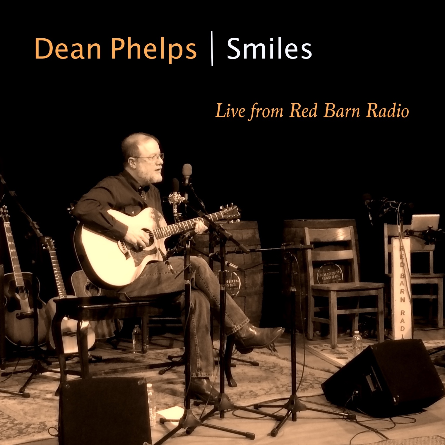 Smiles - Live from Red Barn Radio (CD)