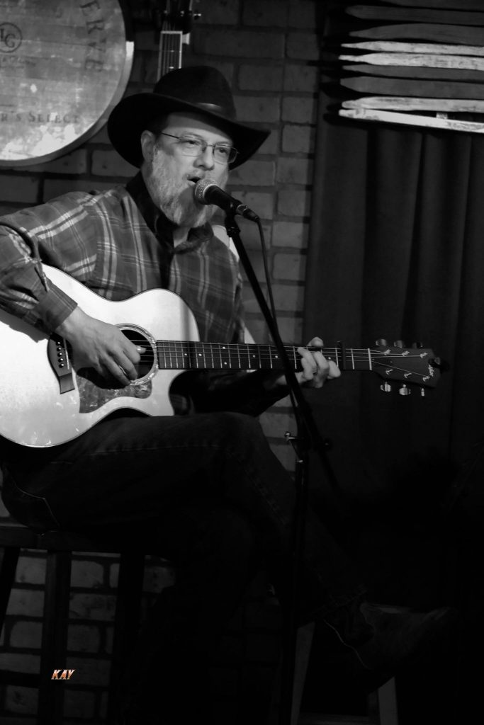 Dean Phelps at the Twisted Cork, Lexington